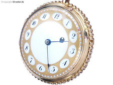 "Taschenuhr ""Viertelstunden Repetition"" Gold um 1800"