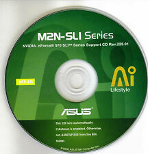 ASUS M2N-SLI Deluxe Motherboard Drivers Install  M846