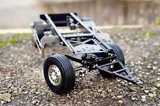 1/14 trailer 2 axle SCALE-PARTS steel