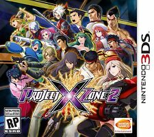 Project X Zone 2 Nintendo 3DS *Complete*