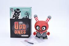 SCOTT TOLLESON ODD ONES ARGH THE BARBER CASE EXCLUSIVE DUNNY FIGURE BY KIDROBOT