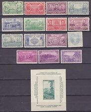 USA OLD MH OG COMMEMORATIVE STAMPS COLLECTION