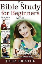 The Bible, Bible Study, Bible, Holy Bible: The Bible Study for Beginners by...
