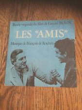 """FRANçOIS DE ROUBAIX - LES """"AMIS""""(B.O. DU FILM) - JAZZ,POP,JAZZ FUNK!!!!"""