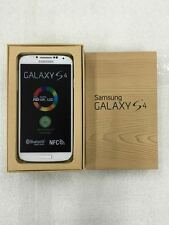 New Unlocked AT&T Samsung I337 Galaxy S 4 White 16GB Android Smartphone
