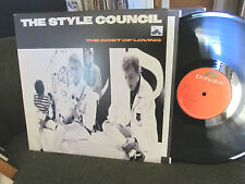 The Style Council Cost Of Loving 1987 Polydor Lp promo mod jam soul funk rare !