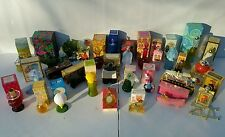 NEVER USED LOT ~ Vtg Avon Perfume Cologne Aftershaves Soap Glass Bottles w/Boxes