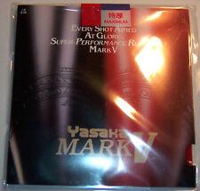 Yasaka Table Tennis Rubber/Sponge: Mark V / MarkV, New in Packet, UK