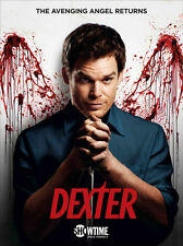 Dexter TV POSTER The Avenging Angel Retures 24X18 Poster