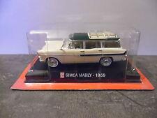 1/43ème - SIMCA MARLY 1959 - Les classiques de l'automobile Auto Plus