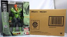 Brand New Bandai Tamashii Web Exclusive S.H.Figuarts Dragonball Z Android 16 USA