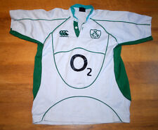 Canterbury Ireland Rugby  2007/2009 away rugby shirt (For age 10)