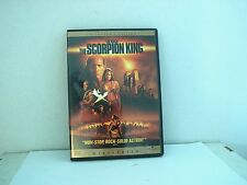 The Scorpion King the Rock Kelly Hu Bernard Hill dvd movie
