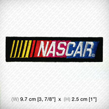 new NASCAR EMBROIDERED PATCH IRON ON or SEW. auto racing sports
