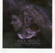 (GR78) Lauren Housley, Ghost Town Blues - DJ CD