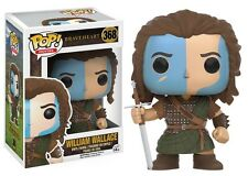 Funko - POP Movies: Braveheart - William Wallace Action Figure