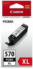 XL Original TINTE PATRONEN CANON PGI-570-PGBK 0318C001 Drucker Patrone