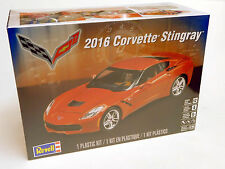 Revell 1/25 2016 Chevy Corvette C7 Stingray  Plastic Model Kit 85-4425 854425