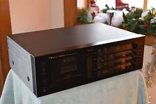Nakamichi Dragon 3 Head Auto Reverse Cassette Deck with original manual! Superb!
