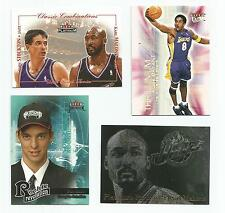 96/97 FLEER METAL JAZZ KARL MALONE PLATINUM PORTRAITS INSERT CARD #7
