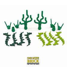 Lego Vines - Swamp, Desert, or Sea. Includes seaweed/cactus & vine plants