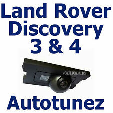 Car Reversing Parking Camera Land Rover Discovery 3 & 4 Tunezup
