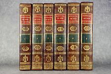CERVANTES. HISTOIRE DE L'ADMIRABLE DON QUICHOTTE DE LA MANCHE. 1786-1787.