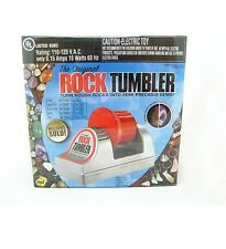 NEW Kids Rock Tumbler Kit Polish Cleaning Gem Stones Jewelry Making Craft Gift