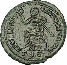 CLAUDIUS II Deification Issue under Constantine I the Great Roman Coin i39757