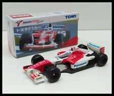 TOMICA PANASONIC TOYOTA RACING F-1 TOMY DIECAST CAR F1 USED