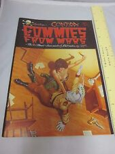 Commies From Mars #6 1st Print 1987 Last Gasp XB Red Planet Sociopolitic Satire