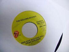 Rolling Stones Doo Doo Doo Doo/Dancing With Mr. D 45 RPM 1973 VG+