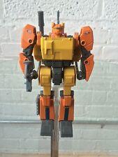 "Takatoku Dorvack 1/72 VV-54AR Mugen Calibur 5"" Diecast | Transformers Roadbuster"