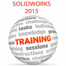 SOLIDWORKS 2015 - Video Training Tutorial DVD