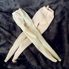 lot two luscious pink and skin colour stocking tights for tonner 16 inch dolls