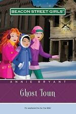 Ghost Town (Beacon Street Girls (Paperback Numbered))-ExLibrary