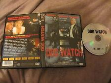 Dog watch de John Langley avec Mimi Craven, DVD, Thriller