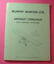 MURPHY AVIATION LTD AIRCRAFT CATALOGUE..CHILLIWICK, B.C. CANADA