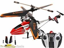 SM933 4CH AVATAR  Channel Gyro RC Remote Control Mini Helicopter RTF Toy Red