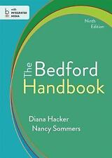 The Bedford Handbook Diana Hacker and Nancy Sommers 9th Edition Copy