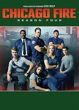 Chicago Fire: The Four Season 4 (DVD, 2016, 6-Disc Set)