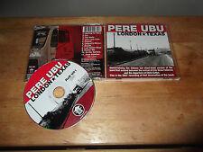 "PERE UBU "" London * Texas"" CD ReR MEGACORP UK 2009"