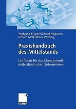 Praxishandbuch des Mittelstands: Leitfaden für das Management-ExLibrary