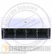 "HP M6412A 3,5"" 4G FC EVA6400 Drive Enclosure AG638B Storage Shelf AG638-63011"