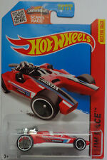 2015 Hot Wheels HW RACE Honda Racer 182/250 (Red Version)