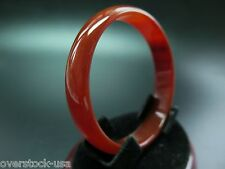 Perfect Chinese Red Agate Bangle (Bracelet) / Size:56mm
