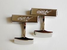 "ST DUPONT ""007 JAMES BOND"" INGOT CUFFLINKS"
