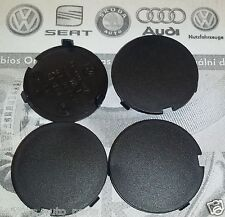 Genuine Vw Engine top cover caps x 4 (approx 40mm across) Bora Caddy Golf Passat