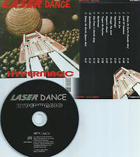 LASERDANCE-HYPERMAGIC-1993-REMASTERED IN 2009-GERMANY-ZYX MUSIC 20886-2-CD-NEW-