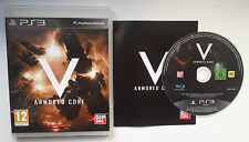 Jeu PS3 Armored Core V PAL VF comme neuf